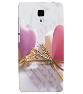 Xiaomi Mi 4 MULTICOLOR PRINTED BACK COVER FROM GADGET LOOKS