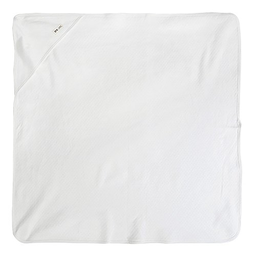 "100% Organic Cotton Newborn Baby Swaddle Blanket 28.7"" X 28.7"" - 1"