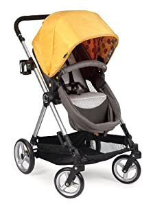 Contours Bliss 4-in-1 Stroller System, Valencia