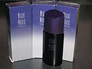 Avon Night Magic Evening Musk Cologne Spray/ Perfume for Her