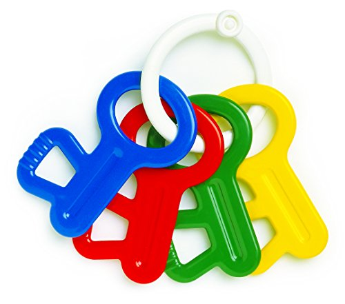 Ambi Toys Rattle keys - 1