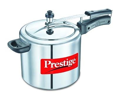 Prestige Nakshatra Aluminium 6.5 L Pressure Cooker
