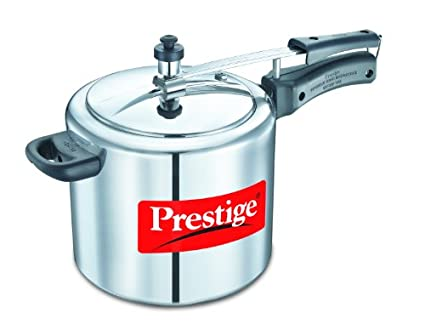 Prestige PRNPC6.5 Nakshatra Plus Aluminium 6.5 L Pressure Cooker (Induction bottom)