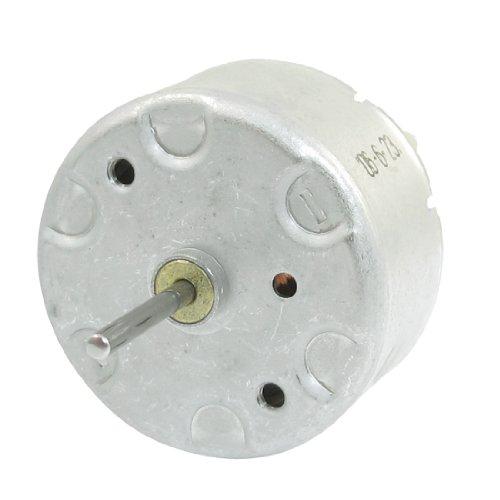 400-3500Rpm 3-12V High Torque Cylinder Electric Mini Dc Motor