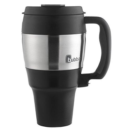 Bubba Brands Classic Insulated Travel Mug, 34 oz, Black (Bubba Lid compare prices)