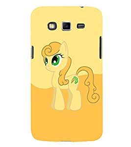GADGET LOOKS PRINTED BACK COVER FOR SAMSUNG GALAXY GRAND I9082 MULTICOLOR