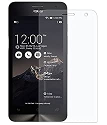 PGS Shatterproof Tempered Glass Scratch Protector For Asus Zenfone 4