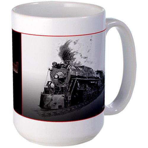 Cafepress Milwaukee Road 261 Large Mug Large Mug - Standard Multi-Color