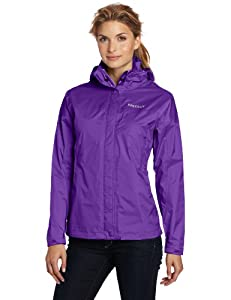 Marmot Women's Precip Jacket, Vibrant Purple, X-Small