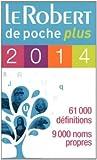 ROBERT DE POCHE PLUS 2014