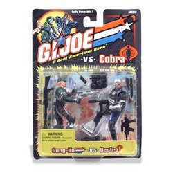 Picture of Brian's G.I. Joe: Gung Ho vs. Destro Figure (B000GL1NHM) (G.I. Joe Action Figures)