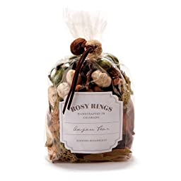 Rosy Rings Scented Botanical Potpourri, Anjou Pear