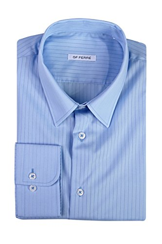 Gianfranco Ferre GF Shirt SLIM, Color: Light Blue, Size: 40