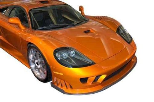 Urban Wall Decals Stylish Saleen Sports Car - 18 Inches X 12 Inches - Peel And Stick Removable Graphic front-634022