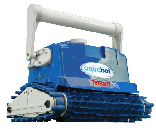 Aquabot Abtrtr1 Turbo T In Ground Robotic Swimming Pool Cleaner With Remote