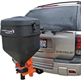 Buyers SaltDogg TGSUV1B 4.4 Cubic Foot/331-Pound Capacity Rugged Thermoplastic Hitch Mount SUV Tailgate Salt Spreader With Heavy Duty Motor & In-Cab On/Off Control