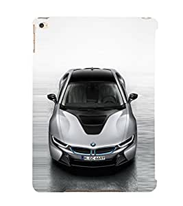 EPICCASE sexy bmw Mobile Back Case Cover For Apple Ipad 6 (Designer Case)