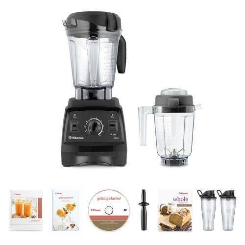 vitamix-7500-blender-super-package-with-32oz-dry-grains-jar-and-2-20oz-to-go-cups-black