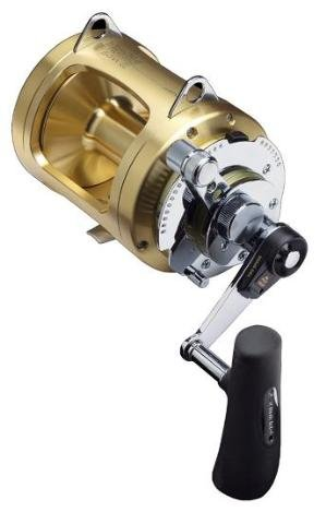 Tiagra A 50 Wide 2-Speed Reel