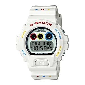 【クリックで詳細表示】[カシオ]CASIO 腕時計 G-SHOCK ジー・ショック 30th Anniversary Collaboration seriese 30周年記念 コラボレーションシリーズ G-SHOCK × MEDICOM TOY コラボレーションモデル 【数量限定】 DW-6900MT-7JR メンズ: 腕時計通販