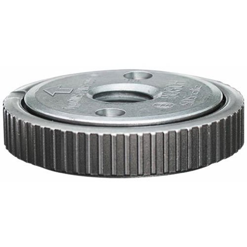 Advanced Bosch SDS Clic Quick Change Flange Locking Nut For Angle Grinders [Pack of 1] --