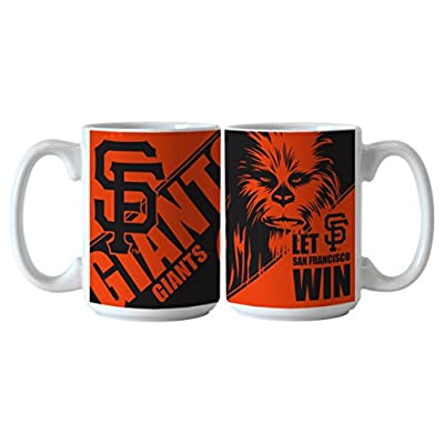 MLB Unisex MLB Star Wars Sublimated Coffee Mug 2-Pack