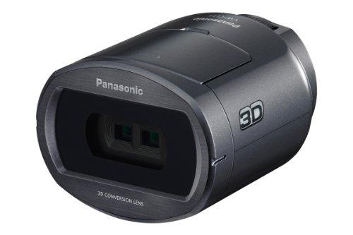 Panasonic CLT1 3D Conversion Lens for Panasonic 3D Compatible Camcorders