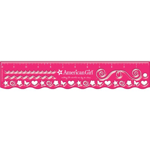 Amazon.com: American Girl Crafts Stencil Ruler