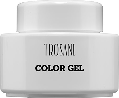 Gel Color Trosani XS - grigio perla, 1 Pack (1 x 5 ml)