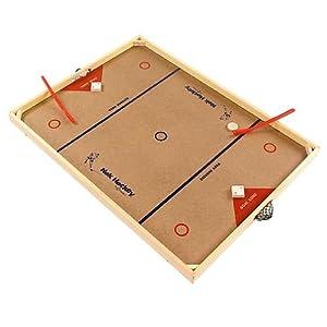 Jumbo Nok Hockey Game by Carrom