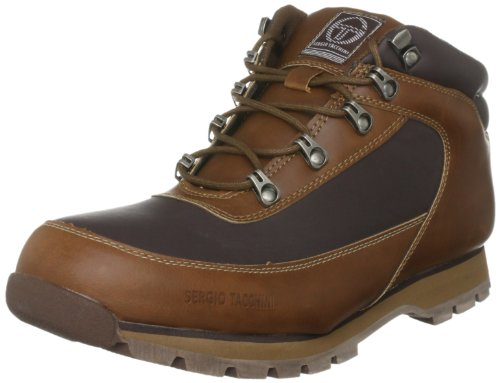 Sergio Tacchini Men's Gamma Brown/Dark Brown Waterproof Boot TTG00788-9 9 UK