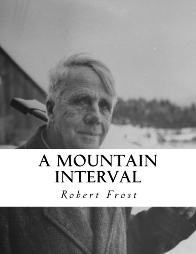 robert frost the line gang Here come the line-gang pioneering by, they throw a forest down less cut than broken they plant dead trees for living, and the dead they string together with a living thread.