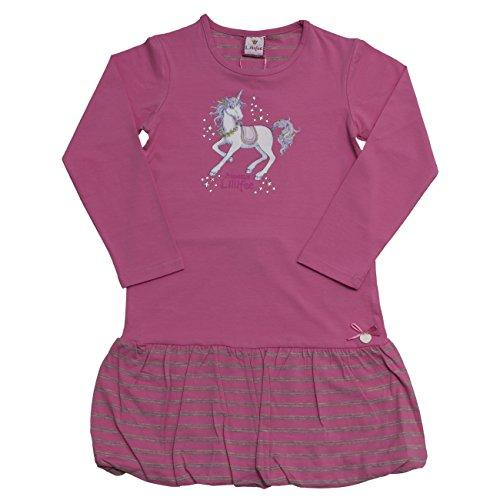Prinzessin Lillifee L Dress Ballon, Vestito Bambina, Rosa (Pink Lady 845), 4 anni