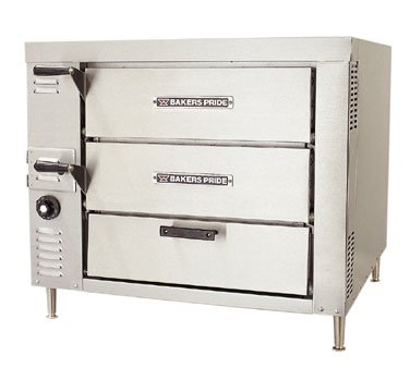 Bakers Pride Hearthbake Gp-61 Single Counter Top Pizza And Baking Gas Oven, 41 5/8 X 31 1/4 X 29 1/8 Inch -- 1 Each.