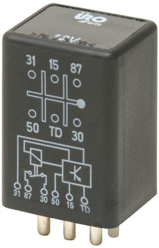 URO Parts 001 545 0605 6-Pole Fuel Pump Relay (450sl Fuel Pump compare prices)