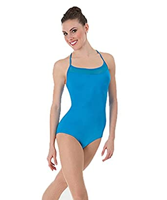 Buy Body Wrappers Ladies P1000 Halter Leotard by Body Wrappers