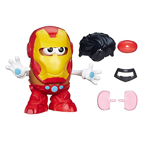 Mr. Potato Head Marvel Classic Scale Tony Stark Iron Man - 1