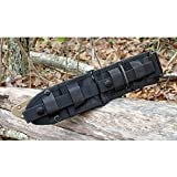 ESEE Knives ESEE-5 and ESEE-6 MOLLE Back, Olive Drab - ESEE-52-MB-OD