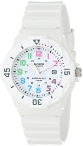 Casio Women's LRW200H-7BVCF Sport White Resin and Plastic Watch by Casio