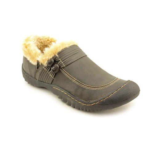 JBU Jambu Women's Barrington Flat Ankle Boots in Black Size 8