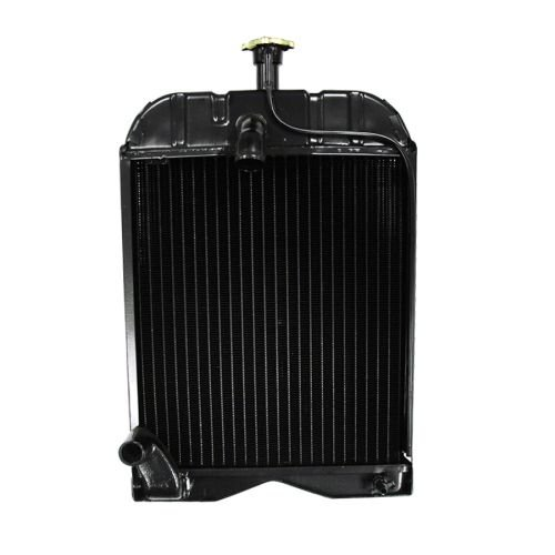 Lawn Mower Radiator : Radiator for ford tractor n  the