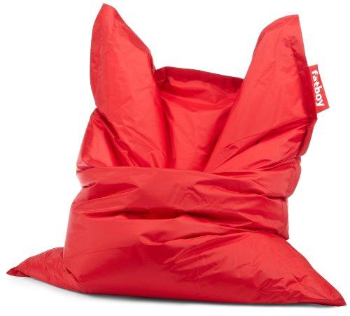de kaufen fatboy sitzsack original red kaufen. Black Bedroom Furniture Sets. Home Design Ideas
