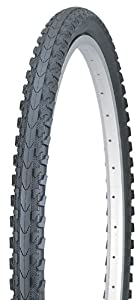 Kenda K908 Pathfinder Wire Bead Bicycle Tire, Blackwall, 26-Inch x 1.95-Inch from Kenda