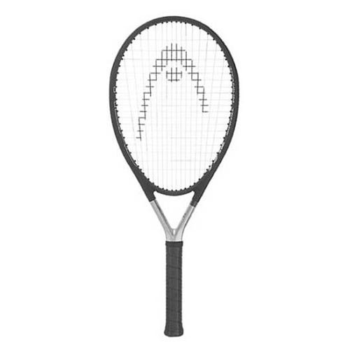 Head Ti S6 Titanium Tennis Racket, GripSize- 3: 4 3/8 inch