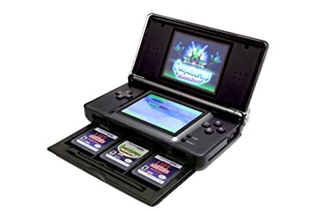 Nintendo DS Lite Protective Case with Storage Drawer