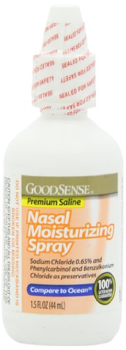 Good Sense Nasal Moisturizing Spray 1.5 FL. OZ