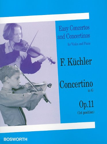 F. Kuchler: Concertino in G, Opus 11