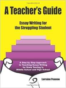 Teacher essay writing