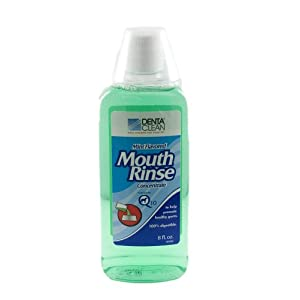 Antimicrobial Mouth Rinse