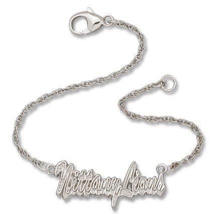 Penn State Nittany Lions Script Bracelet